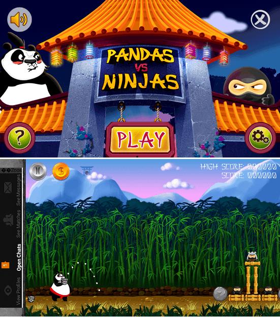 PandaVsNinja