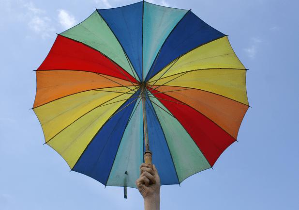 Paraguas Cielo