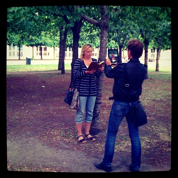 ShootingVideo iPad
