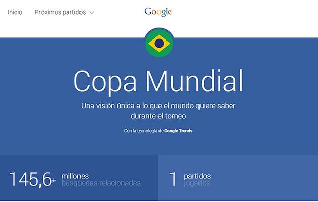 CopaMundialGoogle