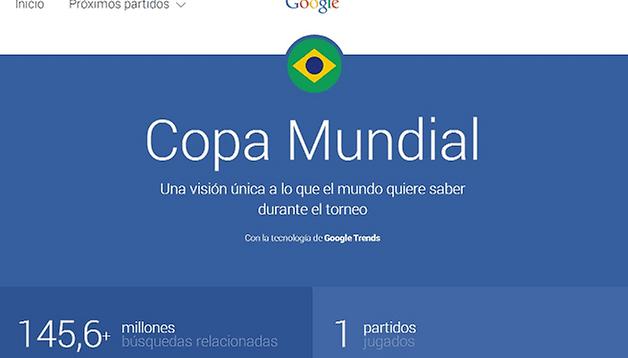 Cómo seguir el Mundial de Brasil desde tu smartphone