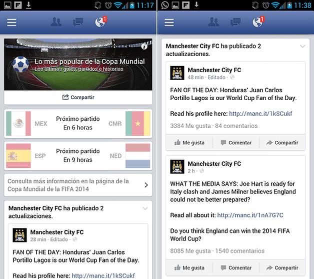 FacebookWorldCup