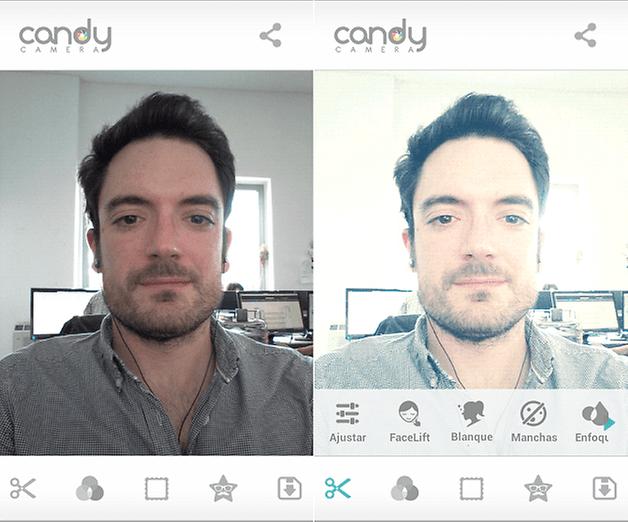 SelfieCamaraCandy