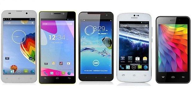 Smartphones Desconocidos2