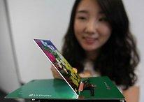 LG crea la pantalla más delgada del mundo