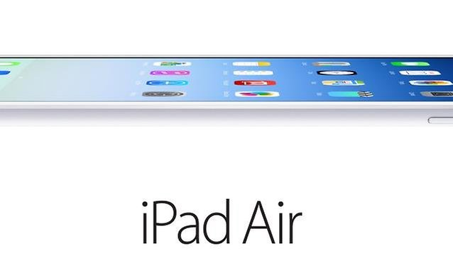 Apple unveils iPad Air and iPad mini with Retina Display