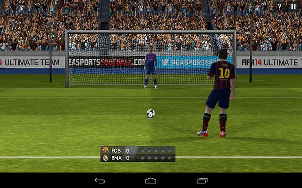 FIFA14 Penalti