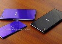 Xperia Z1 Mini - Así será el nuevo dispositivo de Sony