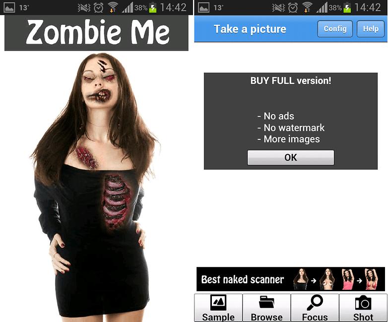 ZombieMe