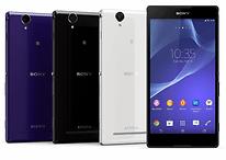 Sony presenta Xperia T2 Ultra y Xperia E1 (Actualizado con precios)