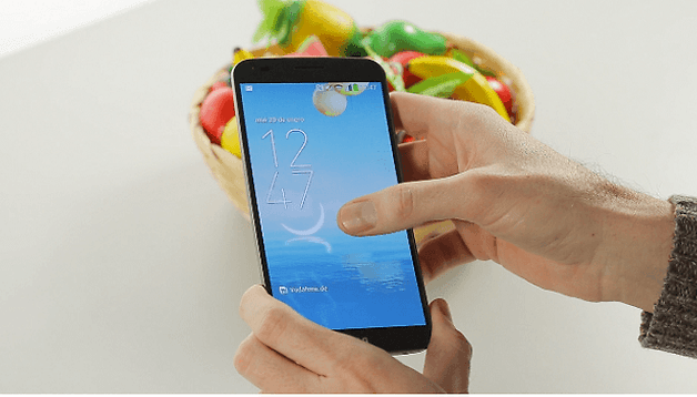 LG G Flex Video Hands-on