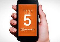 Top 5 del Foro - Mejores launcher, Galaxy S4 no inicia y más