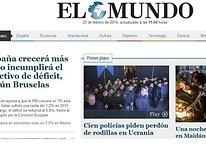 El Mundo - Un periódico en tu smartphone