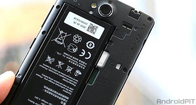 AscendG740 Bateria