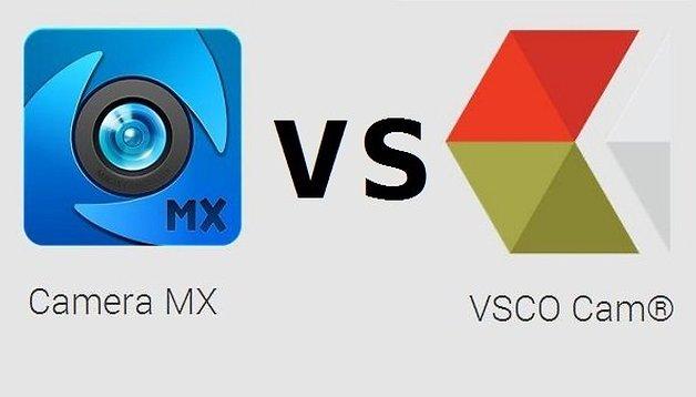 Camera MX vs VSCO Cam - ¿Práctico o sofisticado?
