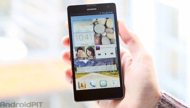 Análisis del Huawei Ascend G740 - Rozando la gama alta