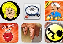 Top des applications Android les plus folles du Google Play Store
