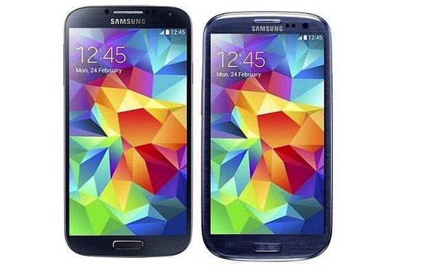Galaxy S4 S3 TEma S5