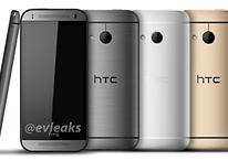 Les premières images fuitées du HTC One mini 2