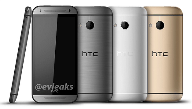 HTC One mini 2 leaked, minus Duo Camera
