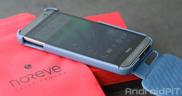 Funda Noreve para el HTC One M8