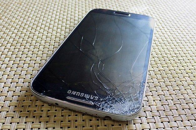 Samsung GalaxyS4 PantallaRota