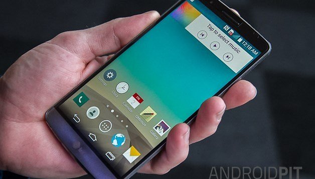 LG G3 software features tour [Update: video]