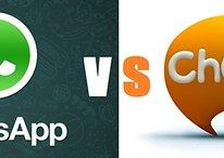 WhatsApp vs ChatON - ¿Qué aplicación es mejor?