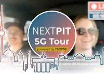 """Teilnahmebedingungen """"NextPit 5G Tour - powered by realme"""""""