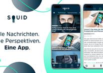 Squid: Die Nachrichten-App unter Android und iOS für Millennials