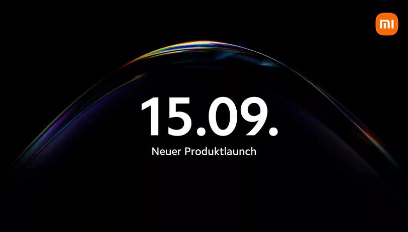Xiaomi mit Produktlaunch am 15. September 2021: Kommt das Mi Mix 4?
