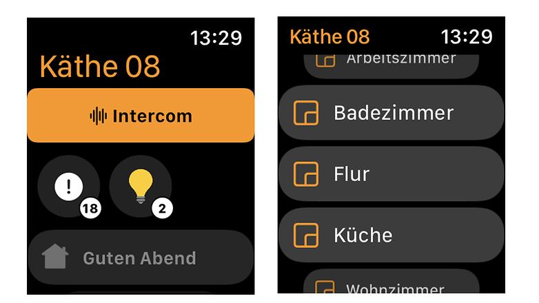 Watchos 8 Home-App