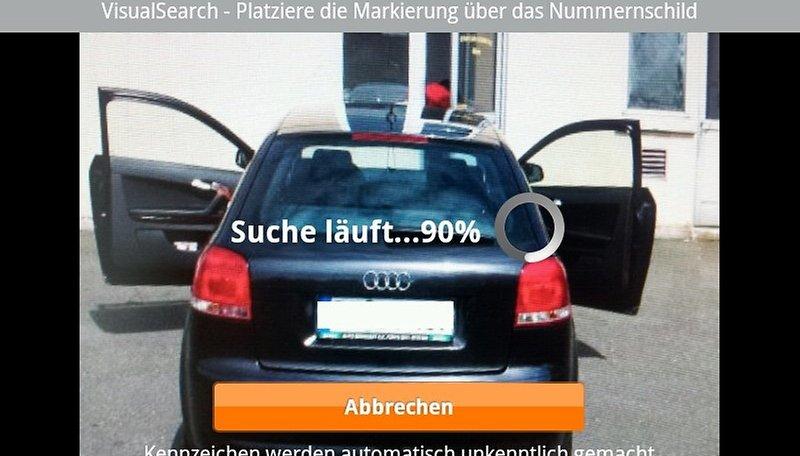 """""""Technik, die begeistert"""" - AutoScout 24 App mit neuer, innovativer Technik - Das Shazam für Autos"""