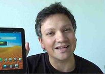 Samsung Galaxy Tab: Erstes Hands On Video