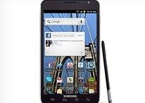 Galaxy Note: in arrivo ICS anche in Italia