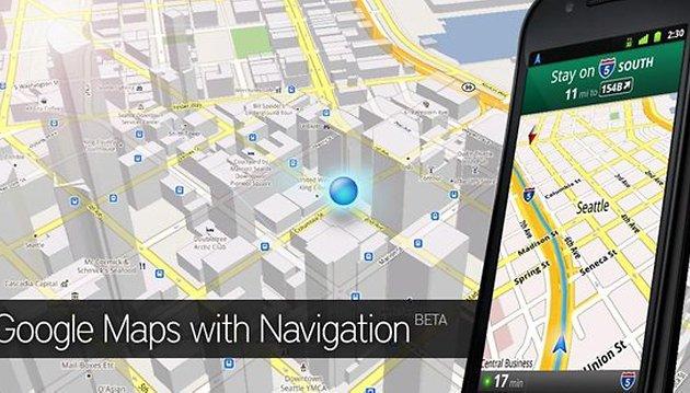 Google Maps wird bei Android Phones aktualisiert: Leichter einchecken, Latitude Update und mehr