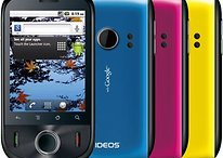 [IFA 2010]: Huawei IDEOS - das weltweit erste Smartphone, das sich jeder leisten kann