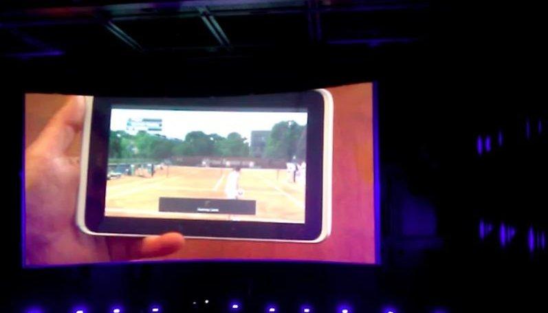 HTC Flyer und OnLive Video vom MWC