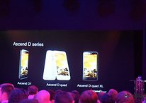 """Huawei Ascend D quad: """"le smartphone le plus rapide du monde"""""""