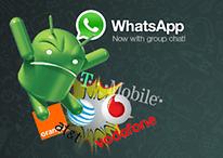 [Rumor] Puede que Android no le caiga tan bien a las compañías telefónicas a partir de ahora: ¿planea Google instalar el Whatsapp en todos los smartphones?