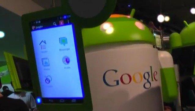 Der Android-Stand auf dem MWC - So haben wir ihn gesehen