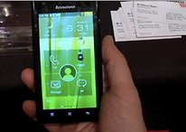 [CES] Hands-On Lenovo: Smartphone K800 y Tablet IdeaPad S2