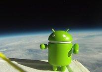 Android greift nach den Sternen...