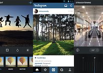 Instagram for Android update features new UI