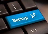 Come fare il backup delle vostre app
