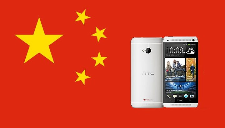 Is China the saving grace for HTC?