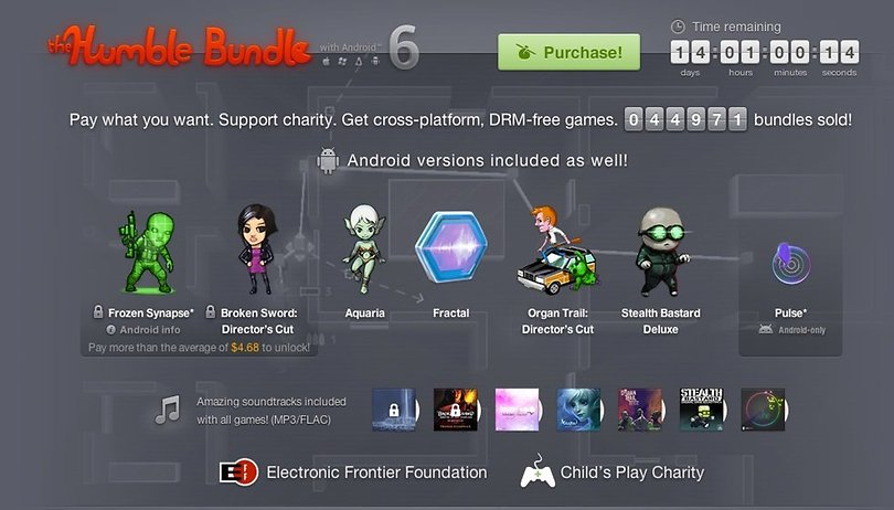 Humble Bundle 6, now with more Android