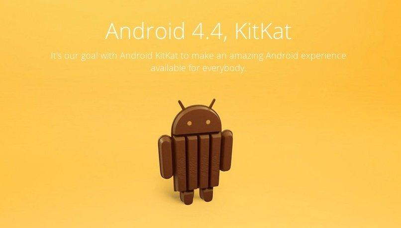 KitKat para Motorola Defy