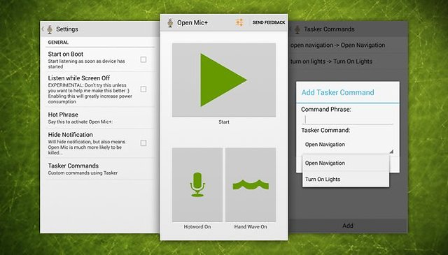 Bring Moto X Touchless Control to your device with Mic+