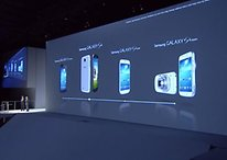 Samsung Premiere 2013: Galaxy galore